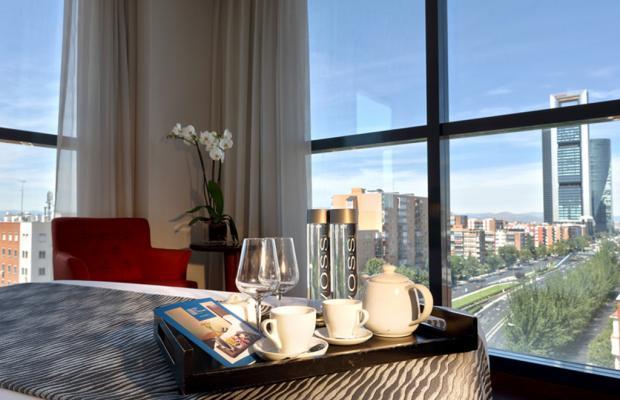 фотографии отеля Hotel Via Castellana (ex. Abba Castilla Plaza) изображение №7