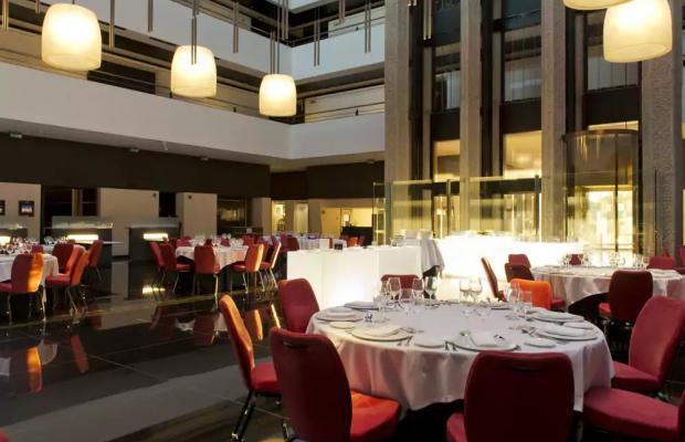 фотографии отеля Hilton Madrid Airport изображение №43