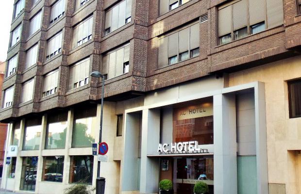 фото отеля AC Hotel Avenida de America изображение №1