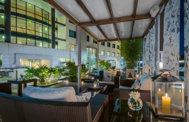 фотографии отеля Eurostars Suites Mirasierra (ex. Sheraton Madrid Mirasierra Hotel & Spa) изображение №43