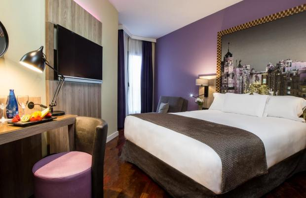 фотографии отеля Leonardo Hotel Madrid City Center (ex. NH Madrid Alberto Aguilera) изображение №15