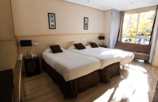 фотографии отеля Hotel Suites Feria de Madrid (ex. AH Suites Madrid) изображение №11