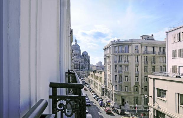 фотографии отеля Best Western Hotel du Mucem изображение №11