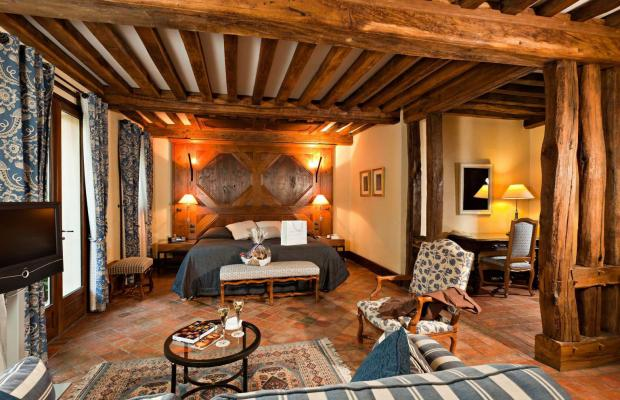 фото отеля Relais Bernard Loiseau (ех. Hotel de la Cote d'Or Saulieu) изображение №25
