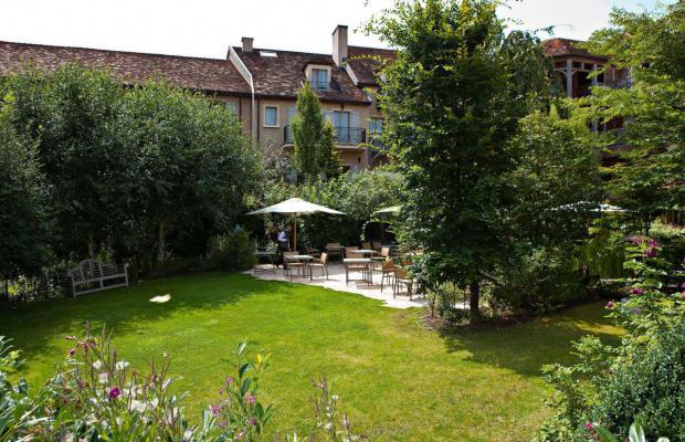 фото отеля Relais Bernard Loiseau (ех. Hotel de la Cote d'Or Saulieu) изображение №13