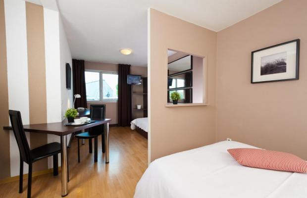 фотографии отеля Teneo Apparthotel Bordeaux Saint-Jean (ex. Teneo Suites) изображение №15