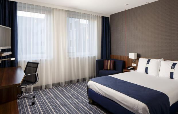 фотографии отеля Holiday Inn Express Amsterdam Sloterdijk Station изображение №15