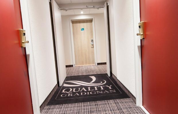фотографии отеля Quality & Comfort Hotel Bordeaux Sud (ex. Balladins Superio) изображение №43
