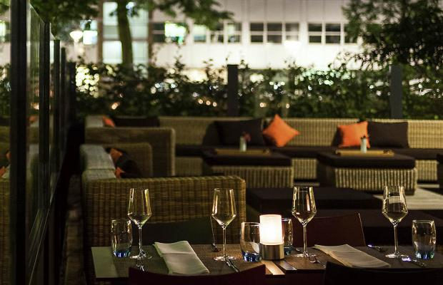 фото отеля Novotel Amsterdam City изображение №33