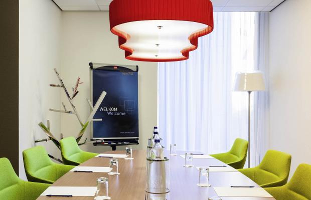 фотографии отеля Novotel Amsterdam City изображение №19