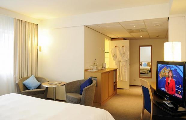 фото отеля Novotel Amsterdam City изображение №5