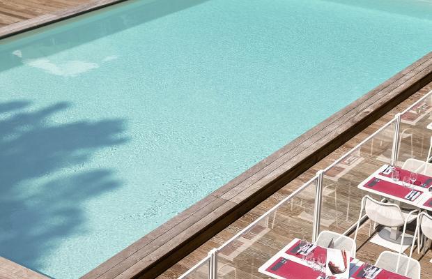 фотографии отеля Mercure Bordeaux Lac изображение №31