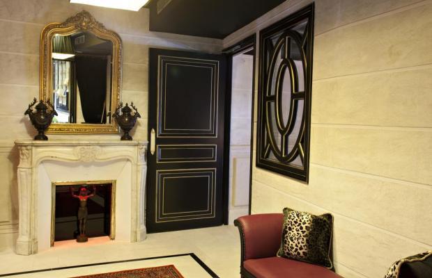 фотографии отеля Maison Albar Hotel Paris Champs-Elysees (ex. Maison Albar Champs-Elysees Mac Mahon) изображение №7