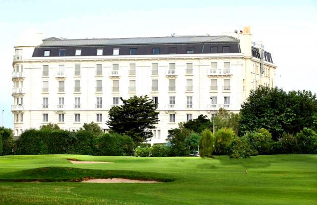 фото отеля Le Regina Biarritz Hotel & Spa MGallery by Sofitel (ex. Mercure Thalassa Regina & du Golf) изображение №29