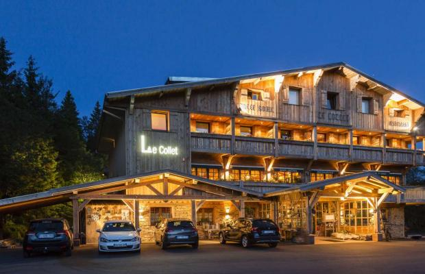 фото отеля Chalet Hotel Le Collet изображение №5
