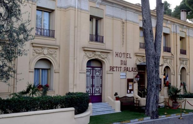 фото отеля Hotel du Petit Palais изображение №1