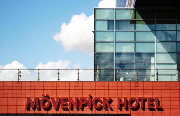 фото Movenpick Hotel Amsterdam City Centre изображение №46