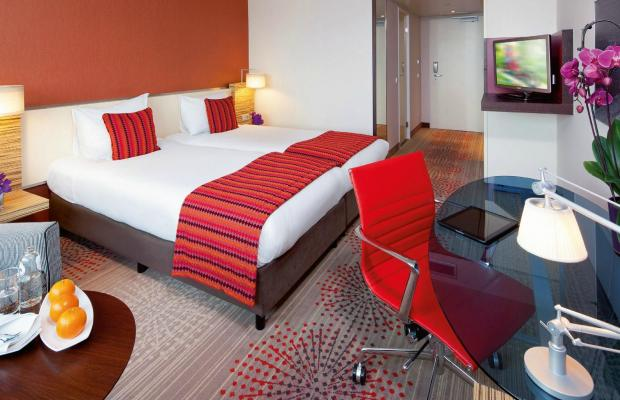 фото Movenpick Hotel Amsterdam City Centre изображение №18