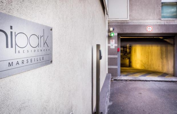 фото отеля Hipark Design Suites Marseille изображение №13