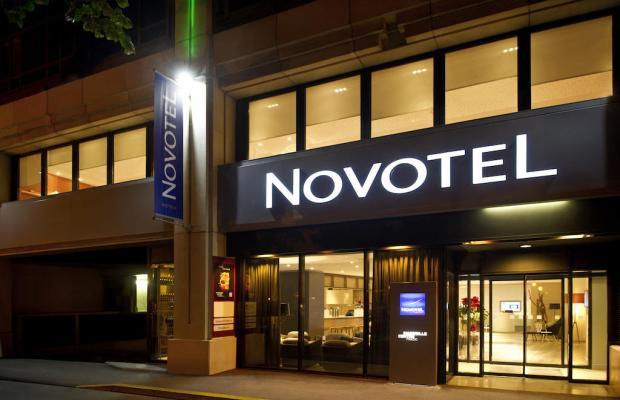 фото отеля Novotel Marseille Centre Prado (ex. Holiday Inn Marseille Avenue Du Prado) изображение №5