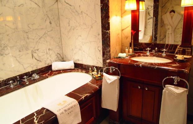 фото отеля Grand Hotel de Bordeaux & Spa (ex. The Regent Grand Hotel Bordeaux) изображение №21