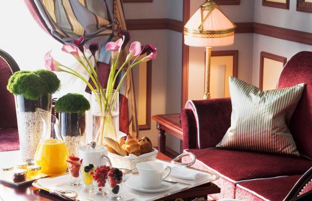 фото отеля Grand Hotel de Bordeaux & Spa (ex. The Regent Grand Hotel Bordeaux) изображение №17