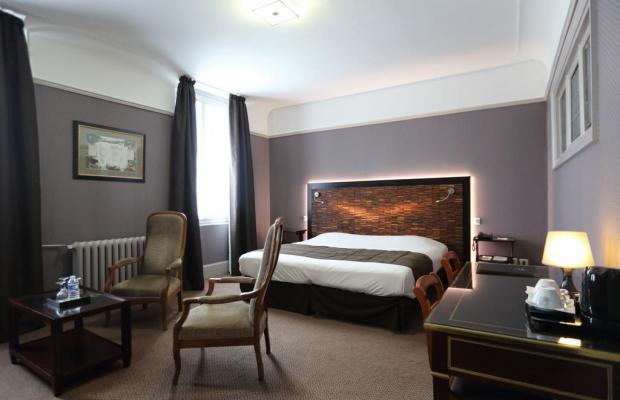 фото отеля Le Grand Hotel de Tours изображение №5