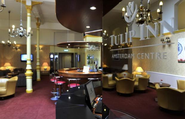 фотографии отеля Tulip Inn Amsterdam Centre (ex. Terminus) изображение №3