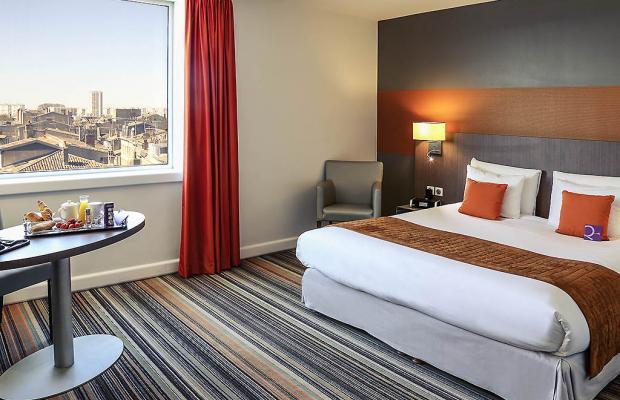 фотографии отеля Mercure Bordeaux Citе Mondiale Centre Ville изображение №15