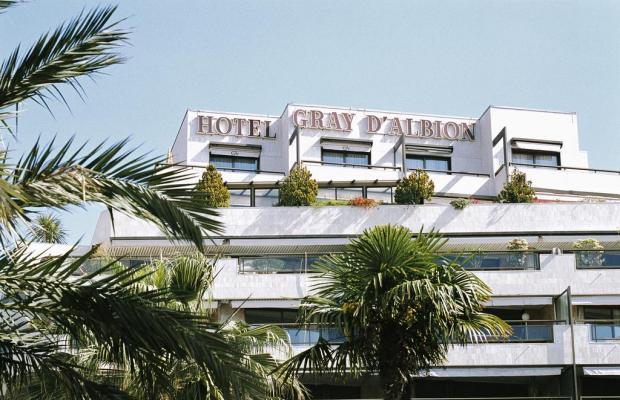 фото отеля Hôtel Barrière Le Gray d'Albion  изображение №1