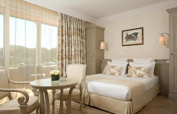 фото отеля Chateau de la Messardiere изображение №13