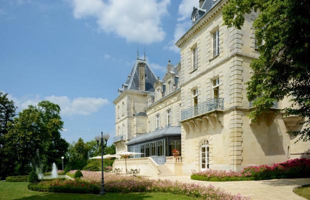 фотографии отеля Chateau de Mirambeau изображение №23
