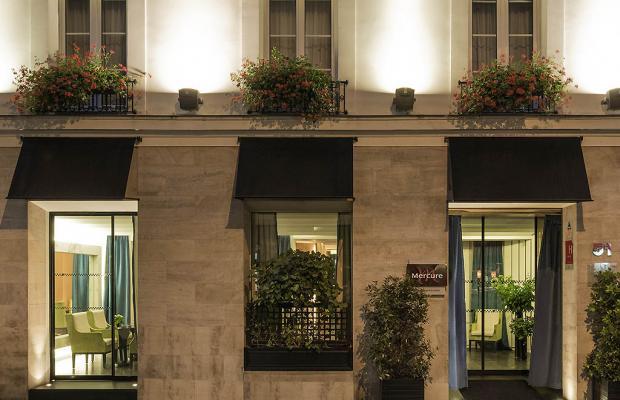 фотографии Mercure Paris Champs Elysees изображение №32