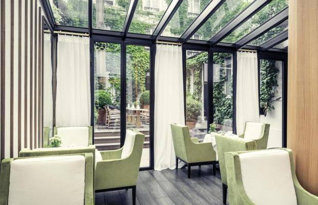 фотографии отеля Mercure Paris Champs Elysees изображение №19