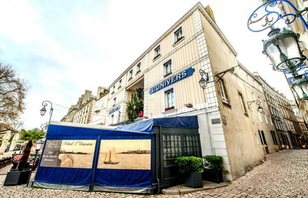 фото отеля Hotel De L'univers изображение №1