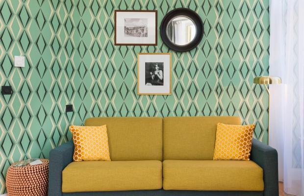 фото HappyCulture The Jay Hotel (ex. Anciennement Résidence Coeur de City Buffa Nice) изображение №2