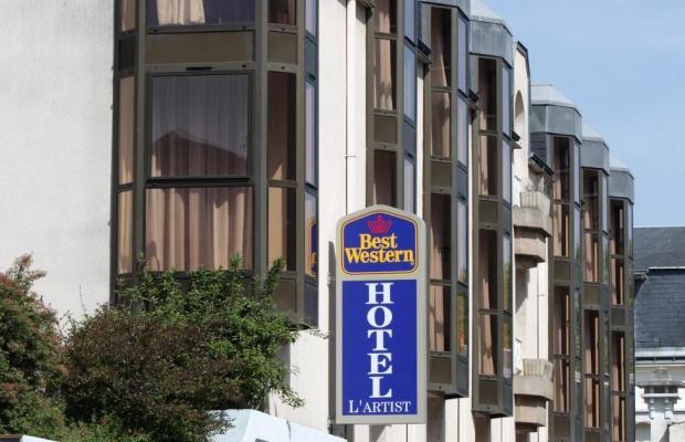 фото Best Western l'Artist Hotel (ex. Quality Hotel Harmonie Tours) изображение №10