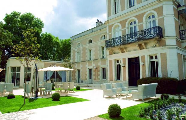 фотографии отеля Chateau du Clos de la Ribaudiere изображение №51