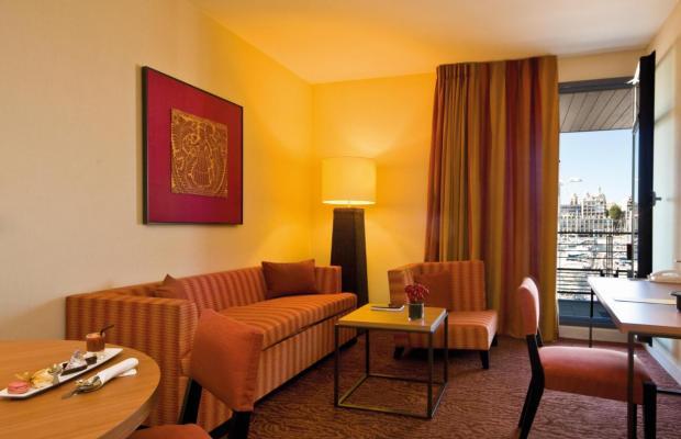 фотографии отеля Radisson Blu Hotel Marseille Vieux Port изображение №7