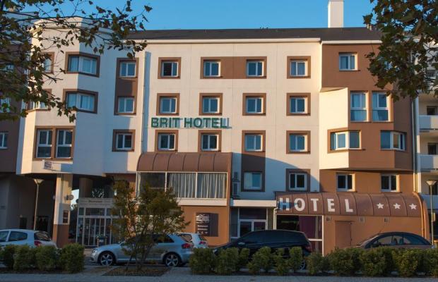фотографии отеля Brit Hotel Tours Sud - Le Cheops изображение №7