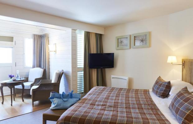 фото отеля Hotel Le Brittany & Spa изображение №13