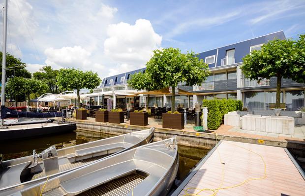 фото Fletcher Hotel Restaurant Loosdrecht-Amsterdam (ex. Princess Loosdrecht; Golden Tulip Loosdrecht) изображение №6