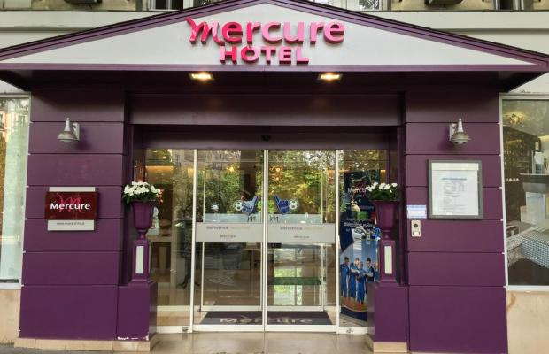 фото отеля Mercure Paris Place d'Italie изображение №1