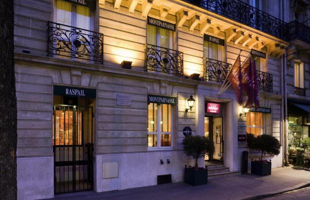 фото отеля Mercure Paris Montparnasse Raspail изображение №13