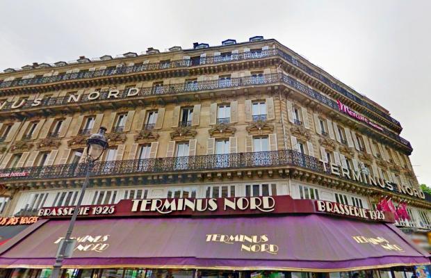 фото Mercure Paris Terminus Nord (ex. Libertel Nord) изображение №2