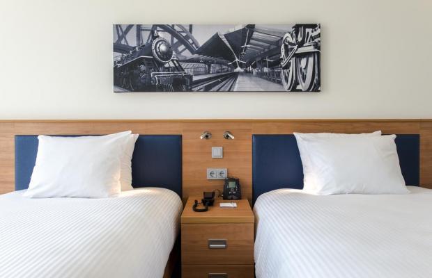 фото Hampton by Hilton Hotel Amsterdam / Arena Boulevard изображение №22