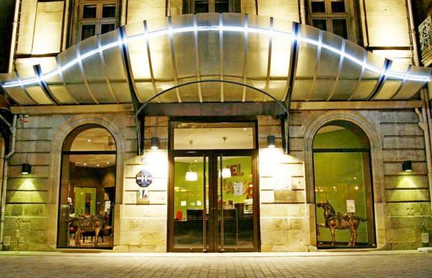фото отеля ibis Bordeaux Centre Gare Saint Jean Euratlantique (ех. Hotel du Faisan) изображение №1