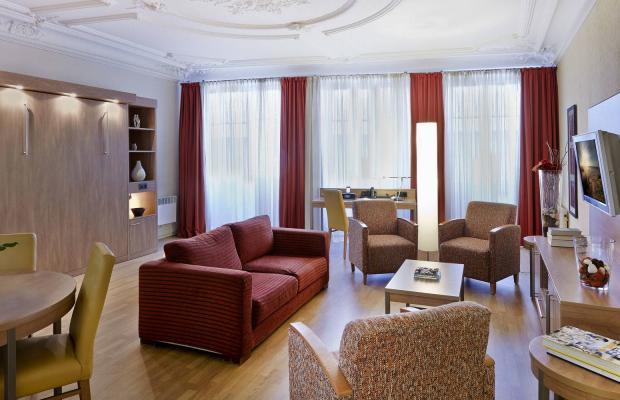 фотографии отеля Citadines Kleber Strasbourg изображение №15