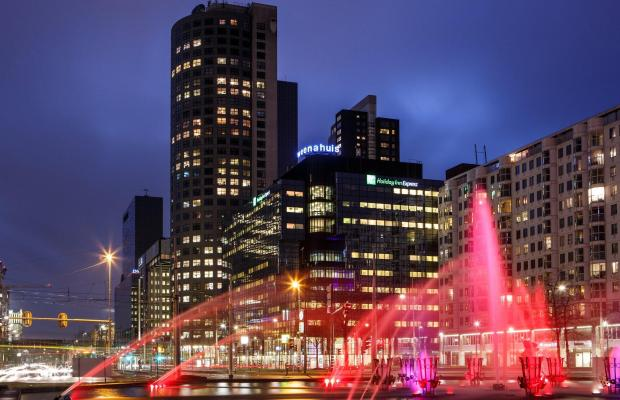 фотографии Holiday Inn Express Rotterdam - Central Station изображение №20