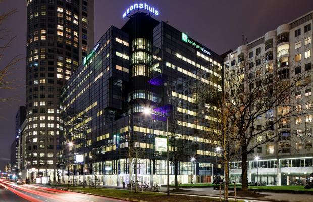 фото отеля Holiday Inn Express Rotterdam - Central Station изображение №17